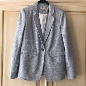 Loft one button blazer for spring-lined-New-size 2